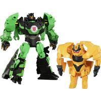 Takara Transformers Volcano & Grimlock Volcano Armor
