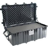 Peli 550 Case With Foam - Black (With Foam) - Cas de Transport