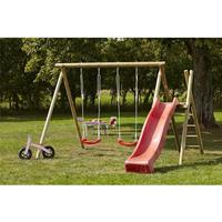Plus Swing Set with Slide 18516-5