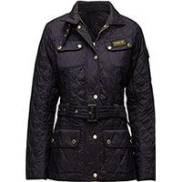Barbour International Quilted - Navy