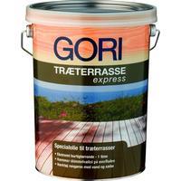 Gori træterrasse express Maling - Sammenlign priser hos PriceRunner