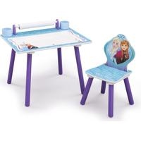 Delta Children Frozen Art Desk with Paper Roll