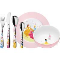WMF Disney® Prinsessa Barnservis, 6 delar, Porslin