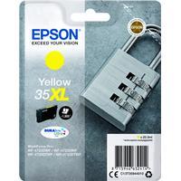Epson 35XL gul bläckpatron 20,3ml original C13T35944010