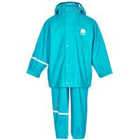 CeLaVi Basic Rain Suit - Turquoise (1145)