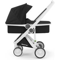 Greentom Upp Carrycot Wit Chassis