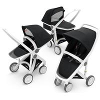 Greentom Upp 3-in-1 Wit Chassis