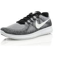 Nike Free Run 2 - Grå/Vit - male - Skor - Löparskor - Lättviktsskor US7.5 / EU40.5