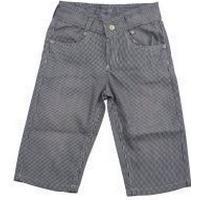 Minymo Snorre Shorts - Børnetøj Charcoal 111-72-232-72890