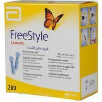 Freestyle Lansetter - 200 st