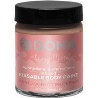 DONA by Jo Kissable BodyPaint Vanilla Buttercream 60ml
