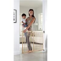 Lindam Extending Wooden Baby Gate