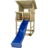 Plus Play Tower Sloping Roof with Slide 18528-3