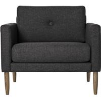Bloomingville Calm chair (Dark grey)