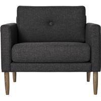 Bloomingville Calm chair (Dark grey)