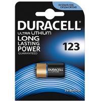 Duracell CR123A Ultra Lithium Photo