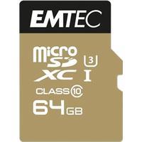Emtec Speedin MicroSDXC UHS - I U3 64GB 95MB/s