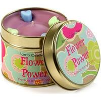 Bomb Cosmetics Aroma Candle Flower Power