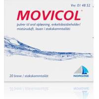 Norgine Movicol Pulver 20stk