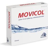 Norgine Movicol Pulver 8stk