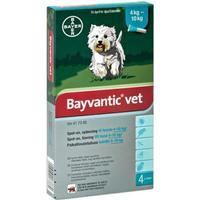 Bayer Bayvantic Vet 4-10kg 4.0ml