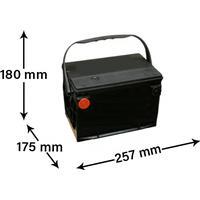 Noname Bilbatteri 12V 80Ah