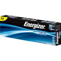 Energizer Ultimate Lithium L91 / AA B2B Batterier (10 Stk. Pakning)