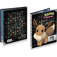 Ultra Pro Eevee 4-Pocket Portfolio for Pokémon