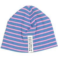 Geggamoja Premature Beanie - Marin / Strong Pink (59741)