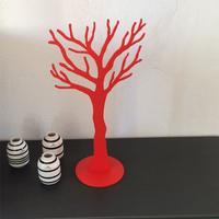 Smykketræ Rød