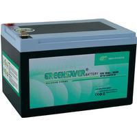 Greensaver Blybatteri Greensaver SP15-12 Bly-silikon 12 V 15 Ah