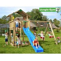 Jungle Gym Chalet 2 Swing