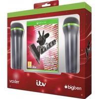 The Voice (Includes 2 Microphones)