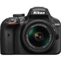 Nikon D3400 + AF-P 18-55mm