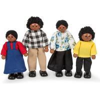 John Crane Black Doll Family