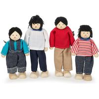 John Crane Asian Doll Family