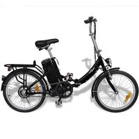 vidaXL Folding Electric Bicycle Unisex