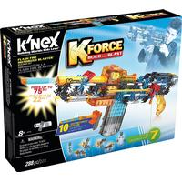 Knex K-Force Flash Fire Motorised Blaster Building Set 47010