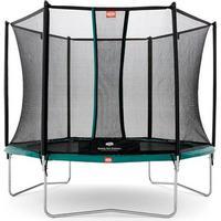 Berg Talent + Safety Net Comfort 300cm
