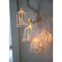 Star Trading Birdcage Led Light Chain Speciallampe