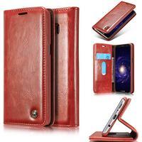 CaseMe Business Style Magnetic Flip Wallet Case (Galaxy S8)