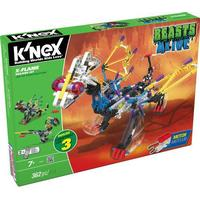 Knex Beasts Alive X-Flame Building Set 34692