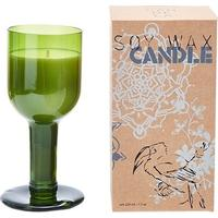 Soya Duftlys Munio Candela 30T Summer Romance/Orange, neck wine bottle, 1 stk.