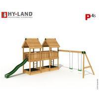 Hy-land Legetårn Projekt 4 med Gyngemodul