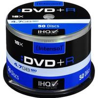 Intenso DVD+R 4.7GB 16x Spindle 50-Pack