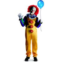 Rubies Deluxe Adult Pennywise Costume