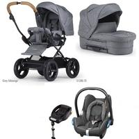 Crescent Comfort 3 in 1 (Duo) (Travel system)