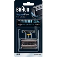 Braun Combi 51BS Replacement Head Waterflex