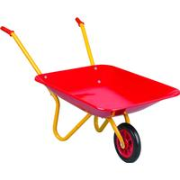 Happy Summer Wheel Barrow