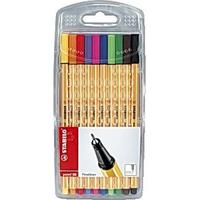 Stabilo Fineliner Point 88 10-pack